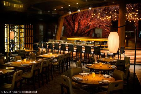 Kumi Japanese Restaurant + Bar serves some of the best Japanese food in Las Vegas