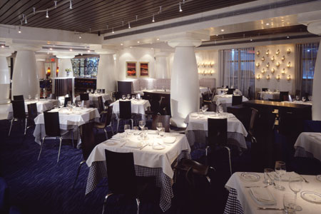 Dining Room at Kyma, Atlanta, GA