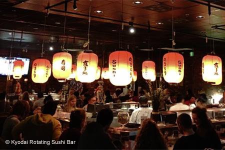Kyodai Rotating Sushi Bar