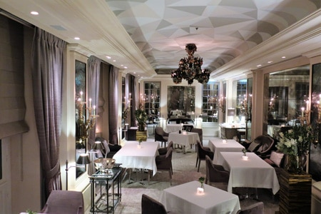 Celebrate New Year's Eve in Paris at L'Ecrin