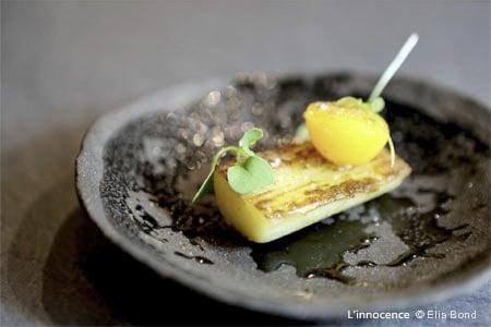 Pomme de terre agria, jaune d