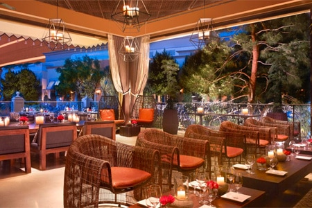 Enjoy wine and small plates at La Cave Wine & Food Hideaway in Las Vegas