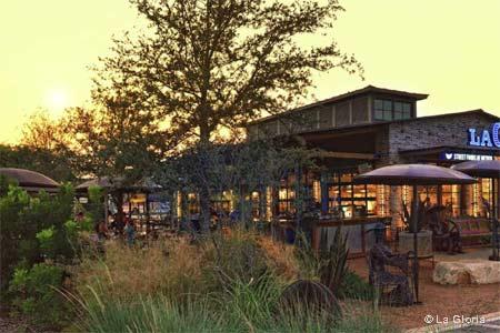 Dining Room at La Gloria, San Antonio, TX