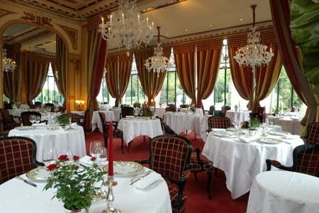 The remarkable setting at La Grande Cascade makes it one of GAYOT's Top 10 Romantic Restaurants in Paris