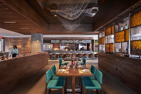 Dining Room at La Mar by Gaston Acurio, Miami, FL