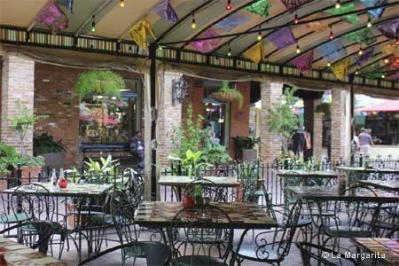 Dining Room at La Margarita Mexican Restaurant & Oyster Bar, San Antonio, TX