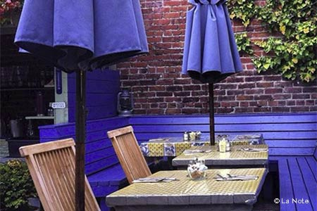 Celebrate Mother's Day with a special brunch at La Note in Berkeley, California