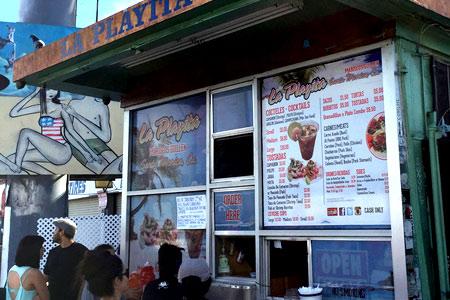 La Playita, Santa Monica, CA