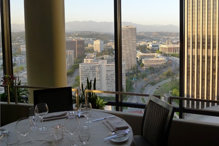 Dining Room at L.A. Prime, Los Angeles, CA