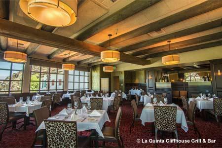 La Quinta Cliffhouse Grill & Bar, La Quinta, CA