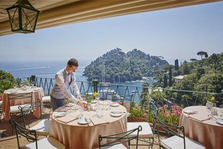 La Terrazza, Portofino, italy
