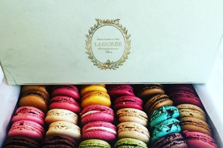 Los Angeles now has its own location of famed Parisian pastry boutique Ladurée