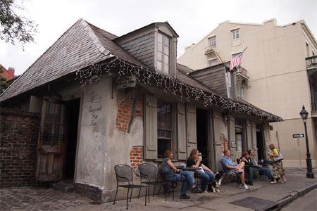 Lafitte's Blacksmith Shop, New Orleans, LA