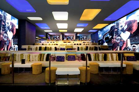 Dining Room at Lagasse's Stadium, Las Vegas, NV