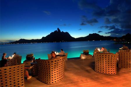 LAGOON by Jean Georges, Bora Bora, FP