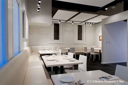 L'Albatros Brasserie + Bar, Cleveland, OH