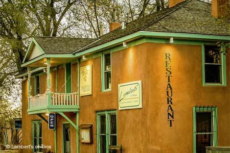 Lambert's of Taos Restaurant & Bar, Taos, NM