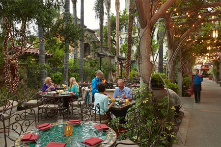 Dining Room at Las Campanas, Riverside, CA