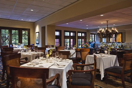 Las Canarias restaurant in San Antonio is an elegant enclave on the River Walk
