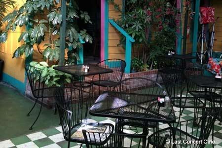 Last Concert Cafe, Houston, TX