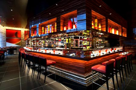 L'Atelier de Joël Robuchon has opened in NYC