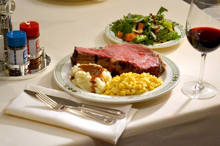 Lawry's The Prime Rib, Beverly Hills, CA