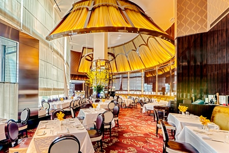 Dining Room at Le Cirque, New York, NY