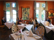 Dining Room at Le Clos, Braselton, GA