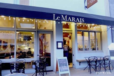Le Marais Bistro & Bakery, San Francisco, CA