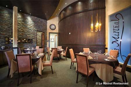 Le Mistral Restaurant, Houston, TX