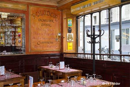 Le Polidor, Paris, france