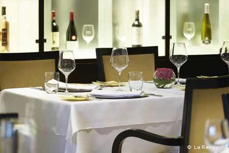 Dining Room at Renoir, Montréal, QC