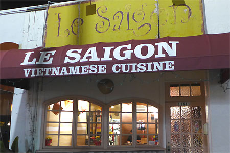 Le Saigon, Los Angeles, CA