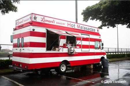 Leonard's Bakery Malasadamobile