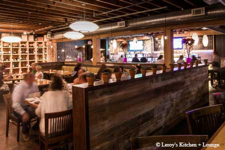Leroy's Kitchen + Lounge, Coronado, CA