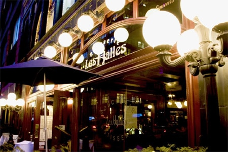 The Park Avenue outpost of Les Halles has shut down