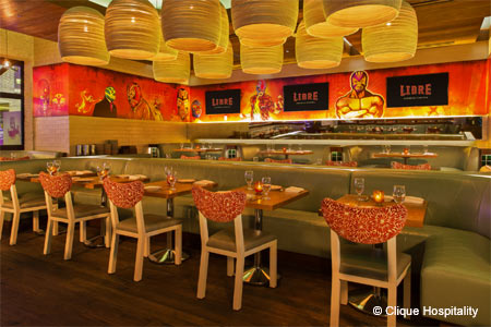 Libre Mexicana Cantina, Las Vegas, NV