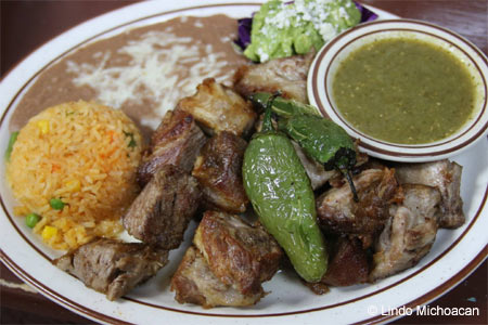 Lindo Michoacan, Las Vegas, NV