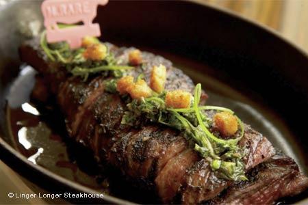 Linger Longer Steakhouse, Greensboro, GA