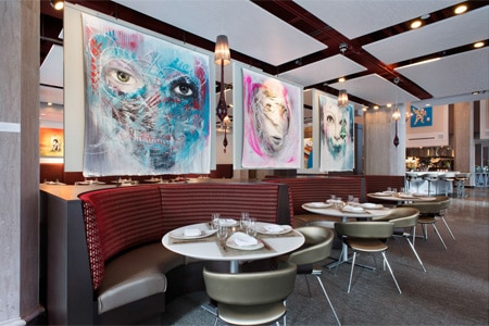 Liquid Art House is one of many restaurants that have opened in Boston recently. Find more on GAYOT's roundup.