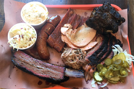 Little Miss BBQ serves some of the best BBQ in Phoenix