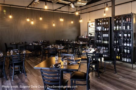 Locale restaurant from chef Nicole Brisson