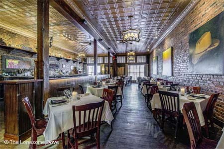 The Lonesome Dove Western Bistro