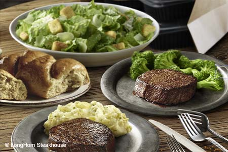 LongHorn Steakhouse of Towne Center