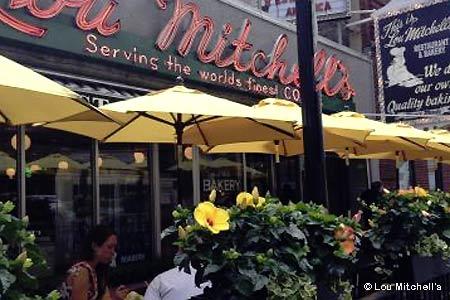Lou Mitchell's, Chicago, IL