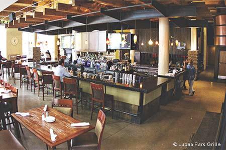 Lucas Park Grille, St. Louis, MO