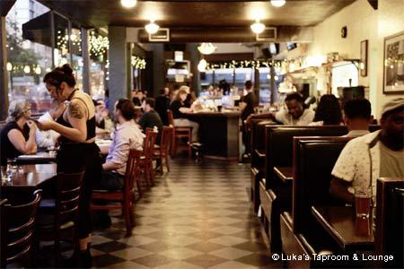 Luka's Taproom & Lounge, Oakland, CA