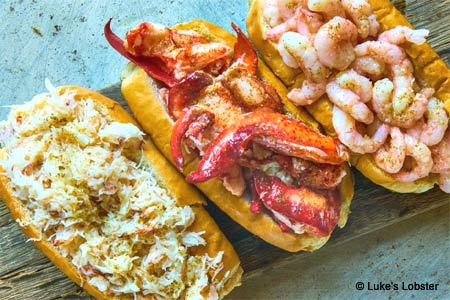 A new spot to enjoy a lobster roll in Boston