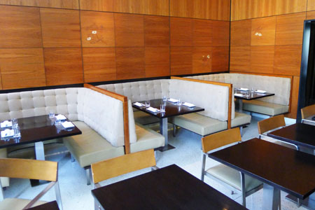 Dining room at Lukshon, Culver City, CA