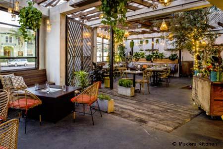 Madera Kitchen, Hollywood, CA